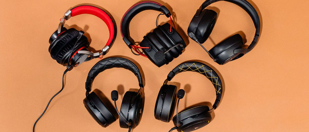 types of headsets